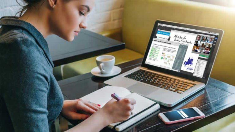 کلاس زبان آنلاین و مجازی سپانو